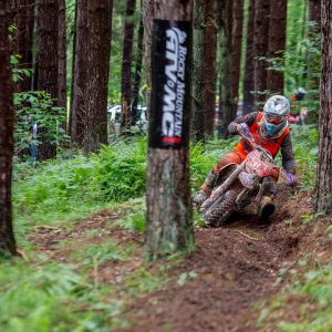 pro rider using g2 handguards